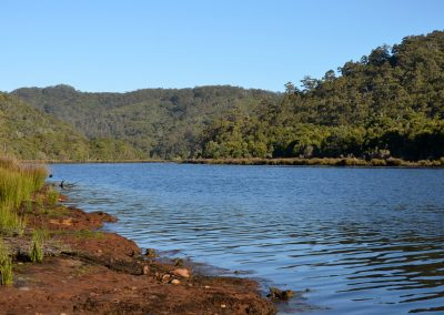 King River Macquarie Harbour Strahan