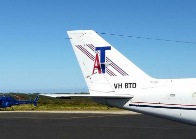Strahan Airport Arrivals